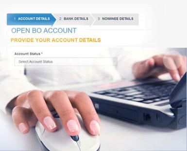 Online BO Application