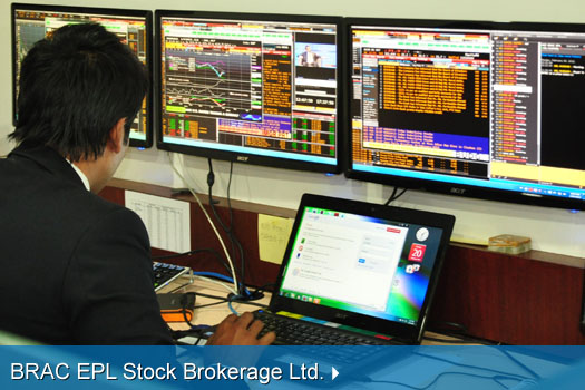 BRAC EPL Stock Brokerage  Ltd.